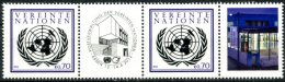 ONU Vienne 2012 - ESSEN - Bande Extraite De Feuille Perso ** MNH - Unclassified