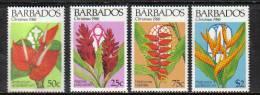NA53 - BARBADOS , SERIE N. 677/680  *** - Barbados (1966-...)