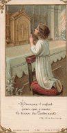 Heureux L'enfant Pour Qui S'ouvre Le Trésor Du Tabernacle - Images Religieuses