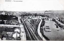 51 Epernay, Vue Panoramique - Epernay
