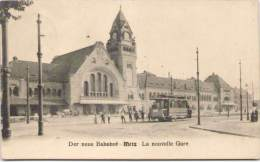METZ - La Nouvelle Gare - Metz