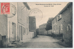 79  // SAINT ROMANS LES MELLE    Bureau De Poste - Frankrijk
