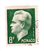Monaco Scott   255 Prince Rainier Used VF - Monaco