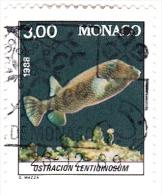 Monaco Scott  1683 Aquarium (fish) Used VF - Monaco