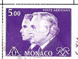 Monaco Scott   C84 5 Francs Used VF - Monaco