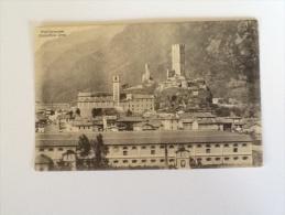 PONT CANAVESE COTONIFICIO ORCO VIAGGIATA 1909 - Non Classificati