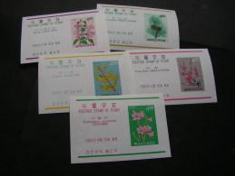 == Korea 5 Blöcke  Lot  ** MNH - Korea (...-1945)