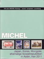 Michel Übersee Overseas 2011 Band Vol 9: Japan Korea Mongolei Mongolia Persia Iran GUS - Germany