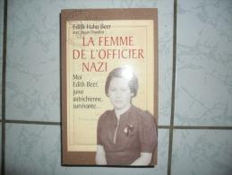 LA FEMME DE L´OFFICIER NAZI - French