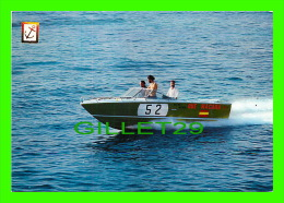 BATEAU DE COURSE -  SEA RAY, ESPANA - MOTONAUTICA, No 9 - MERCURY DE 165 HP - - Autres
