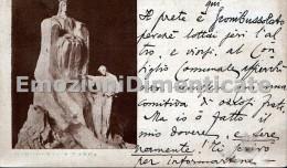 Grottammare Ascoli Onoranze Cinquantenarie Del Ricevimento Di Vittorio Emanuele II° 12 Ott 1910 Commemorativa - Ascoli Piceno