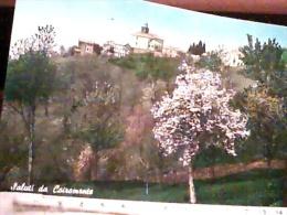 CAIROMONTE - PANORAMA PAESE NOVARA VERBANIA  V1966  EF272 - Verbania