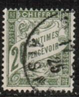 FRANCE    Scott #  J 32  VF USED - Postage Due