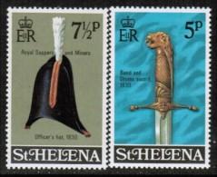ST. HELENA    Scott #  273-6**  VF MINT NH - Saint Helena Island