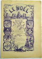 1897 Le Noël Le Journal Des Enfants N°130-131-144 Hebdomadaire éditeur Paris 8 Rue François 1er Voir Scans 19.5x27.5cms - Livres, BD, Revues