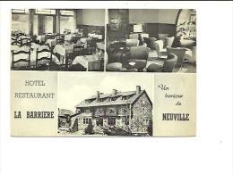 Neuville La Barriere Hôtel Restaurant - Neupré