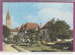 24.- LALINDE .- Les Jardins - Francia