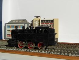 SCALA H0 - LIMA CLASSICA VAPORIERA TENDER - - Locomotive