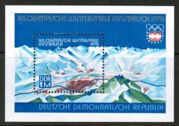 GERMAN DEMOCRATIC REPUBLIC    Scott #  1701**  VF MINT NH Souvenir Sheet - [6] Democratic Republic