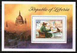 LIBERIA    Scott #  C 205**  VF MINT NH Souvenir Sheet - Liberia