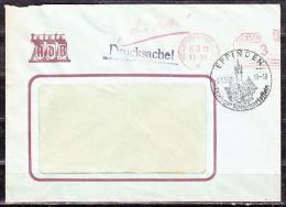 Drucksache, Postfreistempel Heilbronn, SoSt Eppingen Speisekartoffeln 1939 (40168) - Allemagne