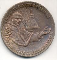 PAULUS VI PONTIFEX MAXIMUS PEREGRINUM IN TERRAM SANCTAM - RELIGION CATOLICA APOSTOLICA ROMANA PAPA POPE - Royal/Of Nobility