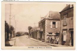 54- Pannes- La Route De Corbeilles - France