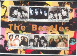 Benim & The Beatles(1) - Bénin – Dahomey (1960-...)