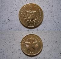 1 Peso 1989 - Kuba                                              (A64) - Kuba