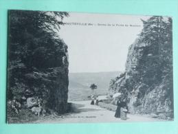 HAUTEVILLE - Sortie De La Foret De MAZIERE - Hauteville-Lompnes