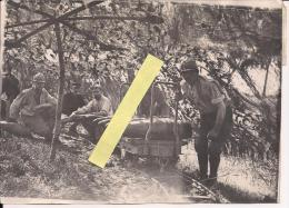 Decauville Voie Reduite Pour Apporter Les Munitions Au Front  Poilus 1914-1918 14-18 Ww1 WWI 1.wk - War, Military