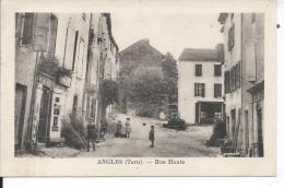 ANGLES - Rue Haute - Angles