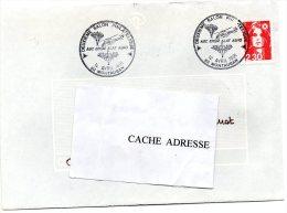 L-Cachet : MONTAUBAN- 2ème Salon Philatèlique- ASC-ERGM-ALAT-AERO - Marcophilie (Lettres)