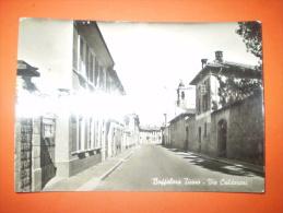 A1758 Boffalora Ticino Milano Via Calderani Viagg.piccola Screpolatura Ad Angolo - Italia