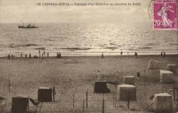 67561 - Lacanau (33) Passage D'un Chalutier