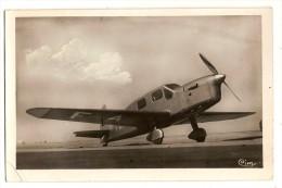 CPA Aviation Avion Postal Leger Caudron Simoun - 1946-....: Moderne