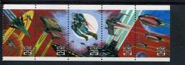 223005503 USA 1993 ** MNH SCOTT 2745a Space Fantasy - United States