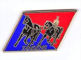 EQUITATION CADRE NOIR SAUMUR TANDEMS (BOUSSEMARD) - Army