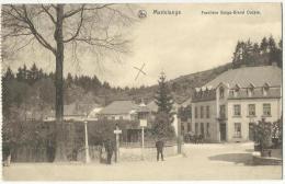MARTELANGE - Fontière Belgo-Grand Ducale - Martelange