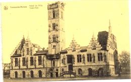 Dendermonde. Ruines.Hôtel De Ville - Dendermonde