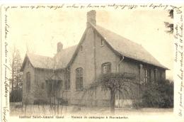 Mariakerke. Institut Saint-Amand. Maison de campagne � Mariakerke
