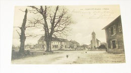 Blamont - ( Doubs ) - L'église  :::: Animation - Other Municipalities