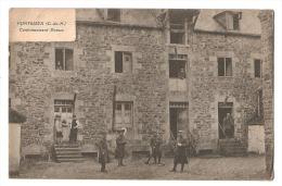 CPA 22 Côtes D'Armor Pontrieux Cantonnement Dumas Militaire. - Pontrieux