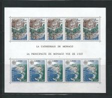 Monaco Bloc Feuillet  N°14 Neuf **parfait  Cote 47€ - Blocs