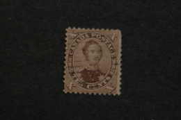Canada 17 Prince Albert Ten Cents Used 1859 A04s - Newfoundland