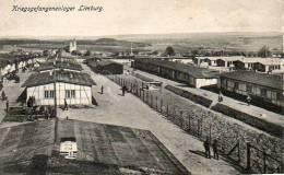 CPA Camp De LIMBURG. A. Lahn. Kriegsgefangenenlager. Dos Scanné. - Autres