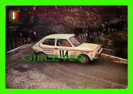 SPORTS, RALLYE - FIAT 127 - 903C.C., 65 CV  - No 2 SERIE AUTOMOVILES RALLYE - - Rallyes