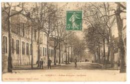 ALGERIE DJIDJELLI Les Ecoles - Autres Villes