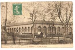 ALGERIE DJIDJELLI Halle Aux Grains - Autres Villes