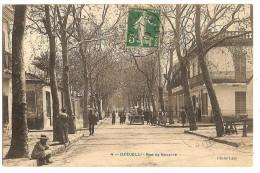 ALGERIE DJIDJELLI Rue De Navarre - Autres Villes